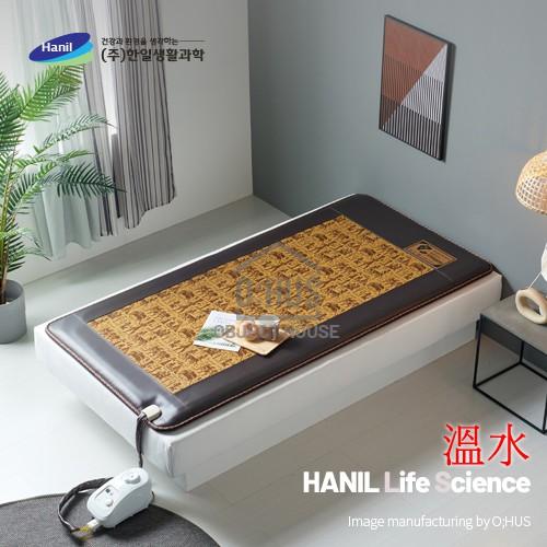 [한일생활과학] 마야사각 온수매트 싱글 1난방 100*200cm/두께 5CM 이미지